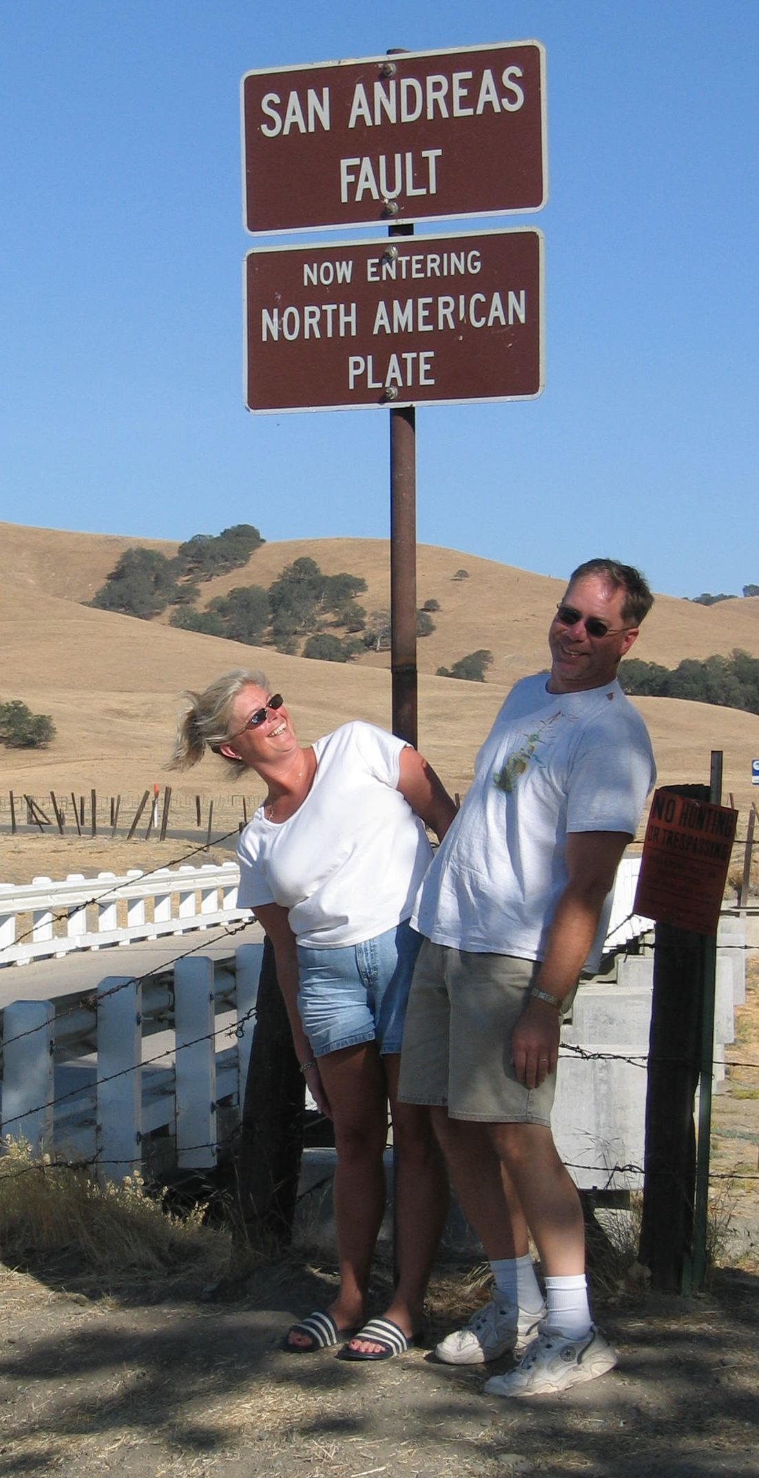 Visit the San Andreas Fault