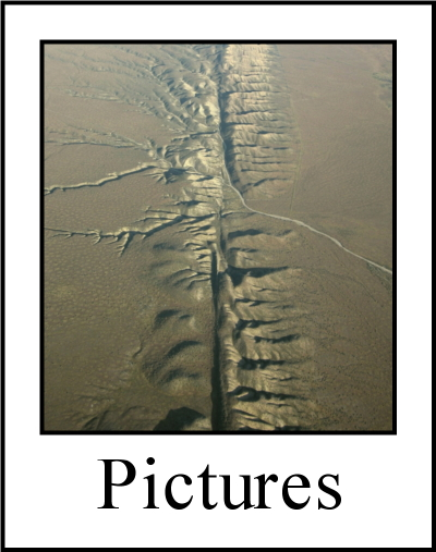San Andreas Fault Homepage: Information, photos, maps, fault ...
